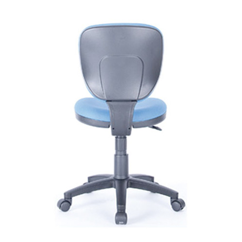 オフィスチェア BRU-13 井上金庫  肘無 ブルー (1脚から販売)